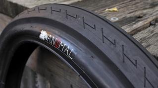 Animal x Terrible one bmx tire